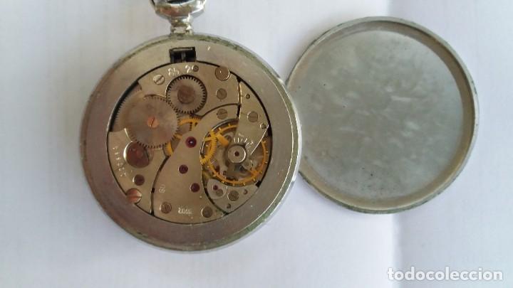Relojes de bolsillo: Reloj de la URSS - Foto 2 - 48464559