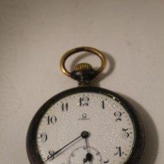 Relojes de bolsillo: RELOJ DE BOLSILLO OMEGA FUNCIONANDO. Lote 188529837