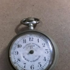 Relojes de bolsillo: RELOJ DE BOLSILLO SYSTEME ROSKOPF PATENT 1.ª QUALITE SUPERIEURE. Lote 188587667