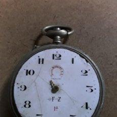 Relojes de bolsillo: RELOJ DE BOLSILLO LOUIS ROSKOPF PATENT 1.ª FZ. Lote 188601722