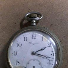 Relojes de bolsillo: RELOJ DE BOLSILLO ANTIGUO LONGINES. Lote 188755831