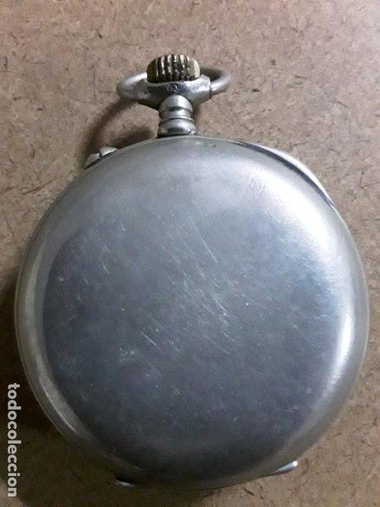 Relojes de bolsillo: Reloj de bolsillo antiguo longines - Foto 2 - 188755831