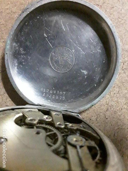 Relojes de bolsillo: Reloj de bolsillo antiguo longines - Foto 3 - 188755831