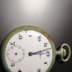 Relojes de bolsillo: RELOJ BOLSILLO MYSTERIA PARA REPARAR 1900. Lote 188786677