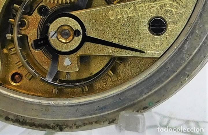 Relojes de bolsillo: OMEGA-RELOJ DE BOLSILLO-CIRCA 1920-FUNCIONANDO - Foto 13 - 188824277