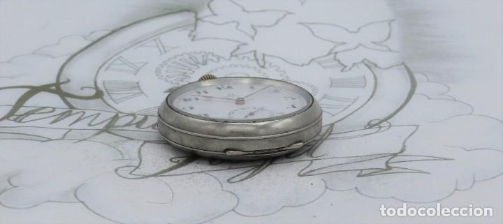 Relojes de bolsillo: OMEGA-RELOJ DE BOLSILLO-CIRCA 1920-FUNCIONANDO - Foto 11 - 188824277
