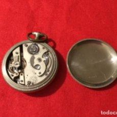 Relojes de bolsillo: MUY ANTIGUO RELOJ ABRAMLET NO FUNCIONA. Lote 189178986