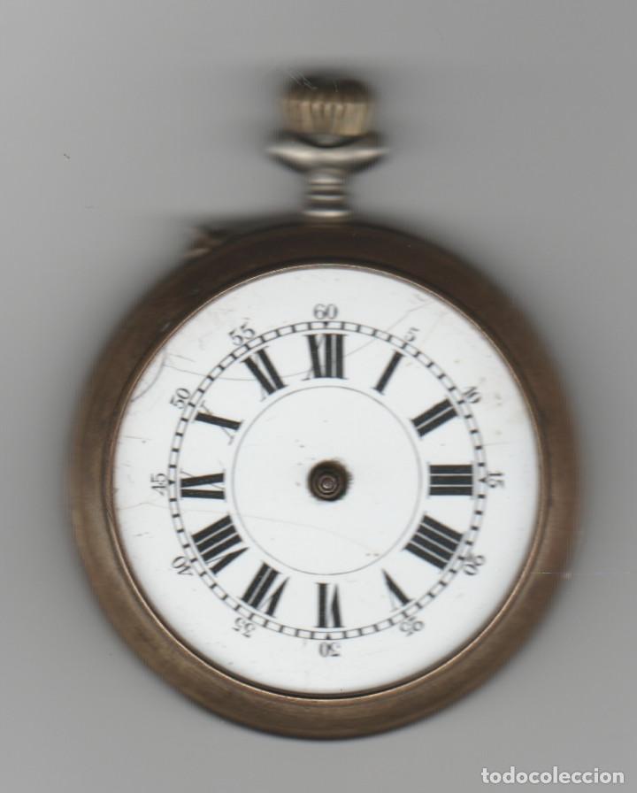Relojes de bolsillo: RELOJ STOCKHOLM- DIAMETRO 50 MM- A REVISAR - Foto 3 - 168590540