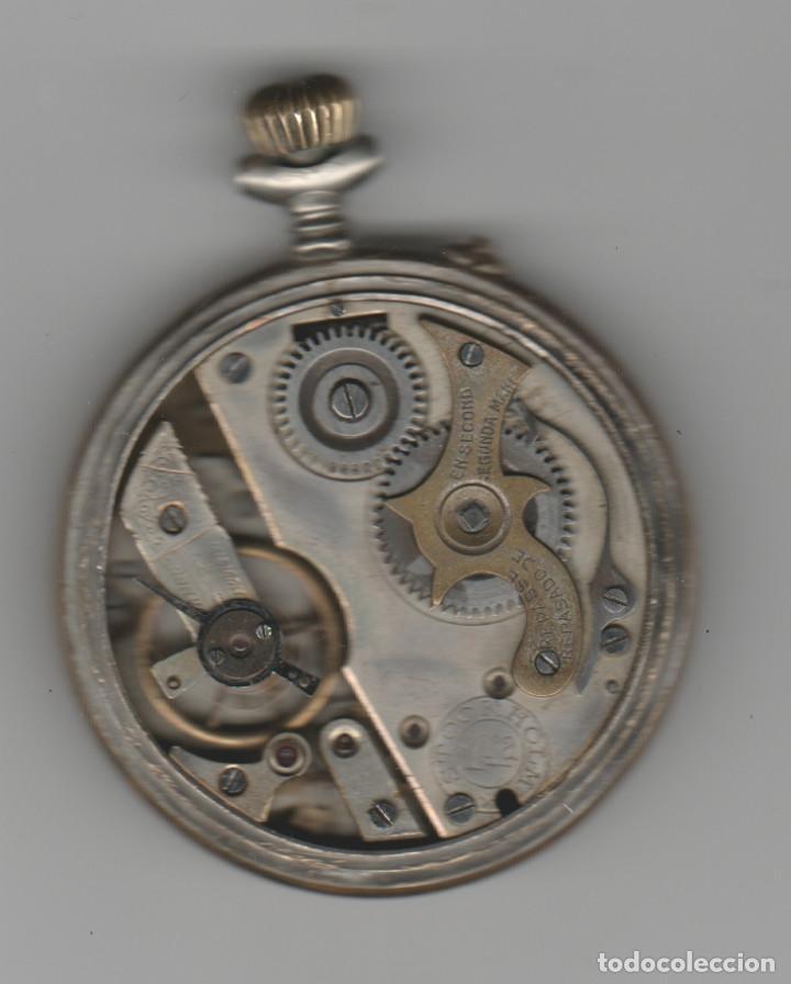 Relojes de bolsillo: RELOJ STOCKHOLM- DIAMETRO 50 MM- A REVISAR - Foto 4 - 168590540