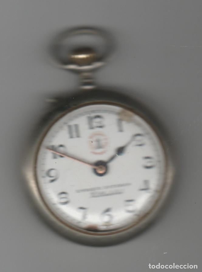 Relojes de bolsillo: RELOJ ROSKOPF-DIAMETRO 45 MM-RELOJERIA ENRIQUE ESTEBAN-VALLADOLID-A REVISAR - Foto 5 - 168353868