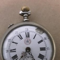 Relojes de bolsillo: RELOJ DE BOLSILLO POSTES & TELEGRAPHES. Lote 189590696