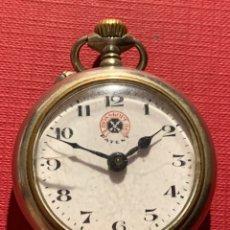 Relojes de bolsillo: ANTIGUO RELOJ DE BOLSILLO ROSKOPF AND CO. PATENT. NO FUNCIONA. Lote 189614052