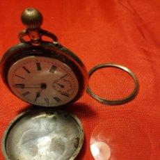 Relojes de bolsillo: ANTIGUO RELOJ DE BOLSILLO REMONTOIR. Lote 189921327