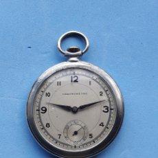 Relojes de bolsillo: RELOJ DE BOLSILLO ANTIGUO MARCA CHRONOMETRE. Lote 190112416
