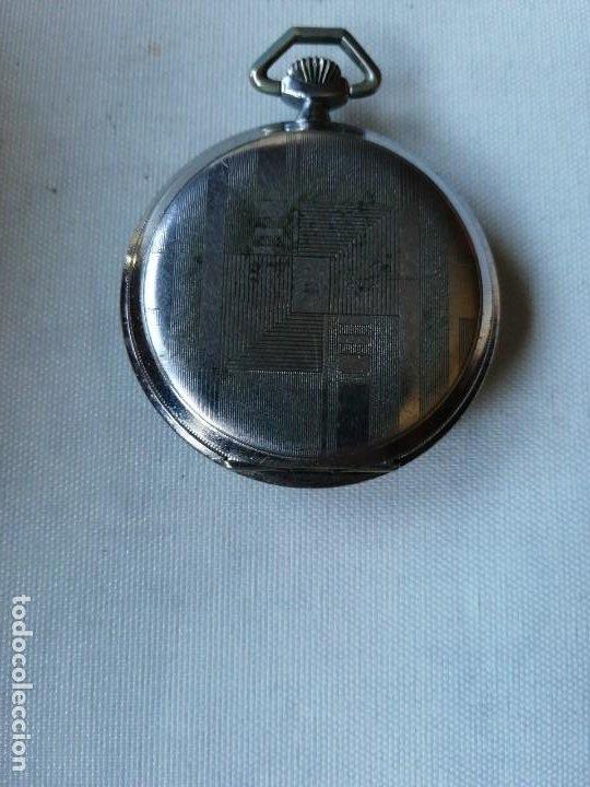 Relojes de bolsillo: RELOJ DE BOLSILLO LUZ. - Foto 2 - 190559628