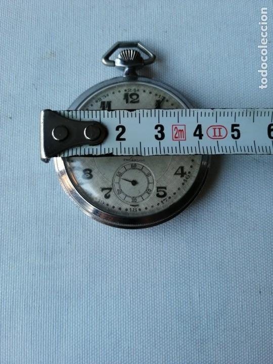 Relojes de bolsillo: RELOJ DE BOLSILLO LUZ. - Foto 3 - 190559628