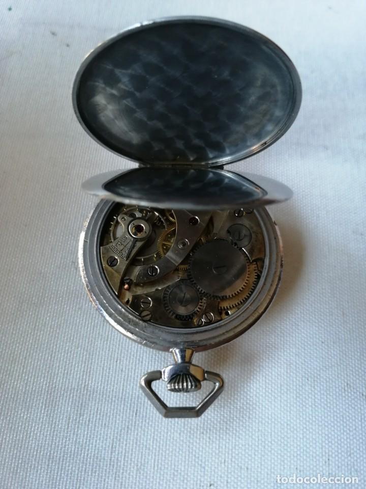 Relojes de bolsillo: RELOJ DE BOLSILLO LUZ. - Foto 4 - 190559628