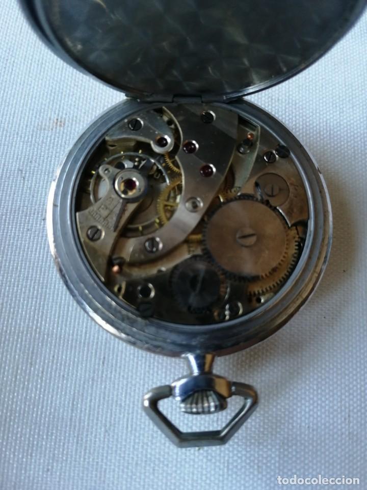 Relojes de bolsillo: RELOJ DE BOLSILLO LUZ. - Foto 5 - 190559628