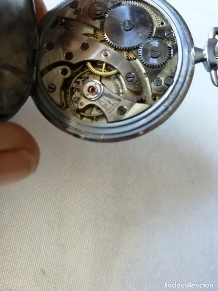 Relojes de bolsillo: RELOJ DE BOLSILLO LUZ. - Foto 6 - 190559628