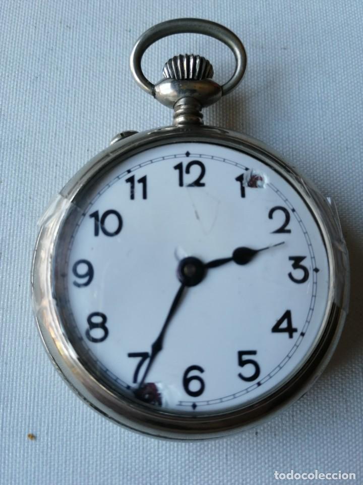 RELOJ DE BOLSILLO GRANDE. (Relojes - Bolsillo Carga Manual)