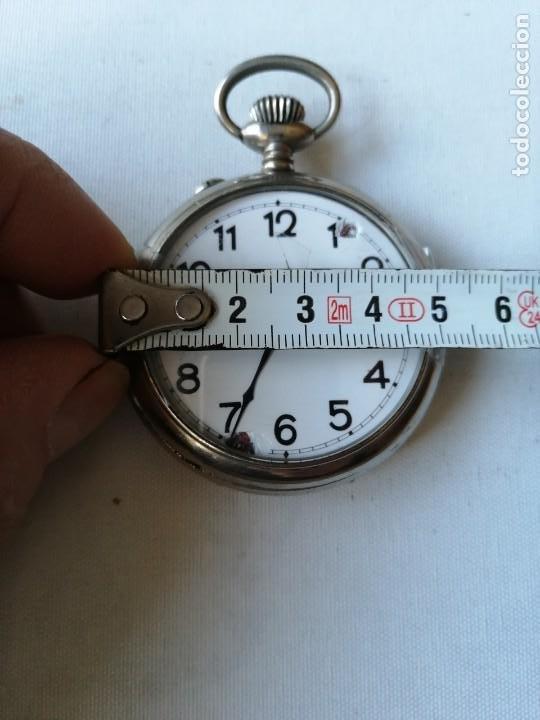 Relojes de bolsillo: RELOJ DE BOLSILLO GRANDE. - Foto 2 - 190561321