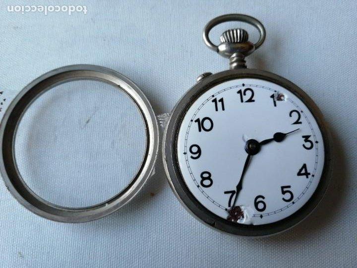 Relojes de bolsillo: RELOJ DE BOLSILLO GRANDE. - Foto 4 - 190561321