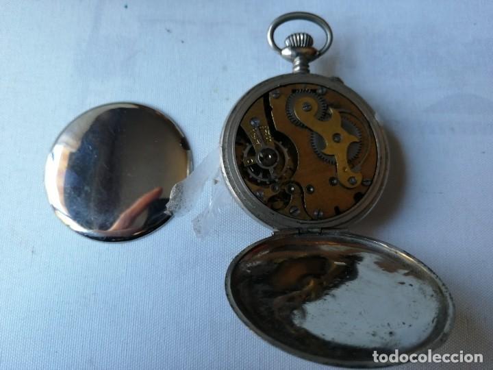 Relojes de bolsillo: RELOJ DE BOLSILLO GRANDE. - Foto 5 - 190561321