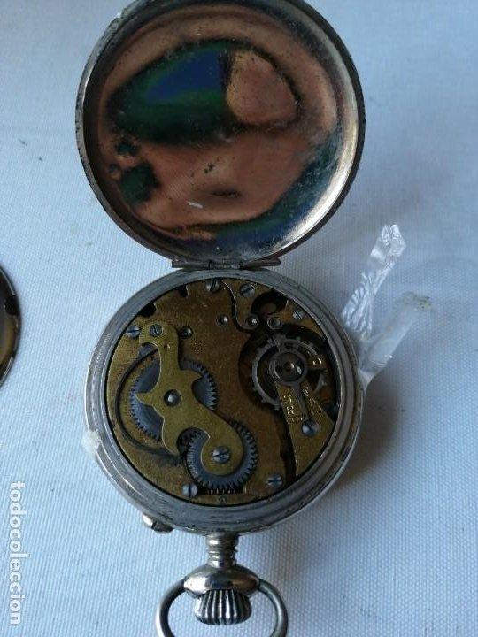 Relojes de bolsillo: RELOJ DE BOLSILLO GRANDE. - Foto 6 - 190561321