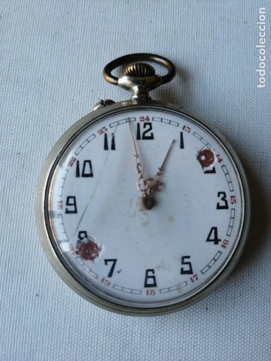 RELOJ DE BOLSILLO. (Relojes - Bolsillo Carga Manual)
