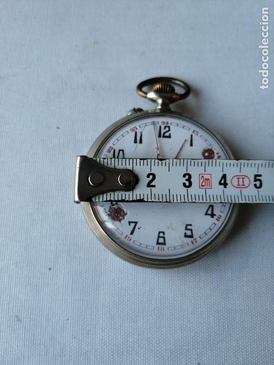 Relojes de bolsillo: RELOJ DE BOLSILLO. - Foto 2 - 190563107