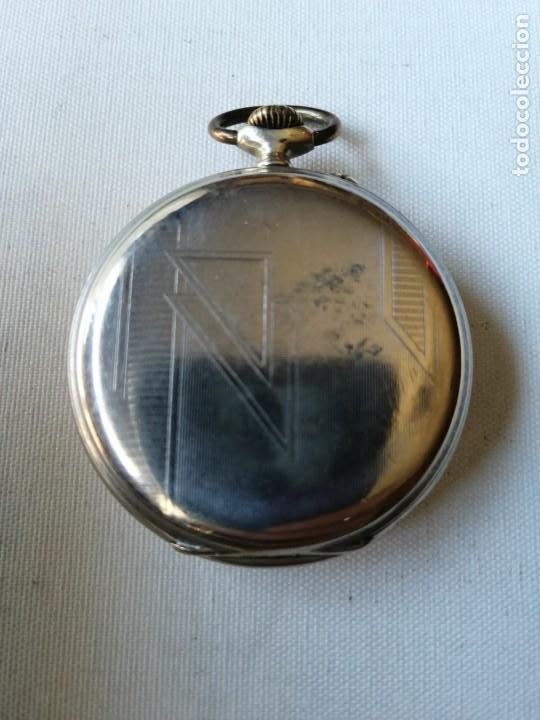 Relojes de bolsillo: RELOJ DE BOLSILLO. - Foto 3 - 190563107
