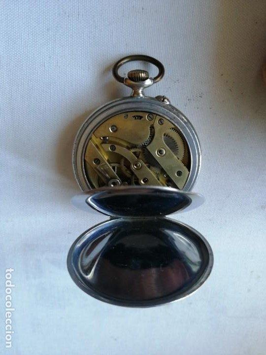 Relojes de bolsillo: RELOJ DE BOLSILLO. - Foto 4 - 190563107