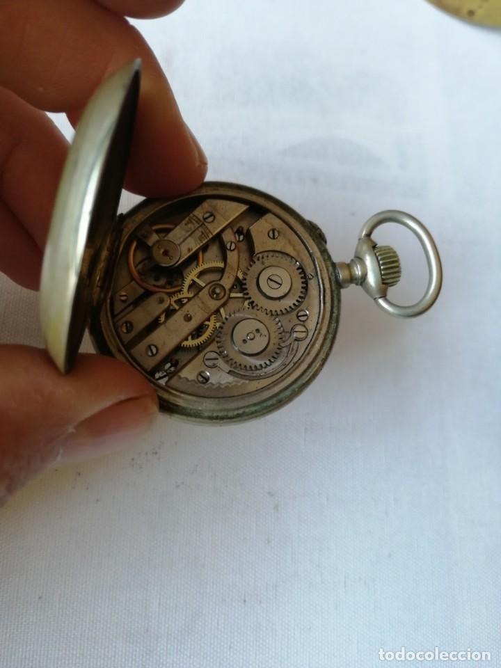 Relojes de bolsillo: RELOJ DE BOLSILLO. - Foto 5 - 190563535