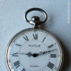 Relojes de bolsillo: RELOJ DE BOLSILLO KIPLE.. Lote 190563761
