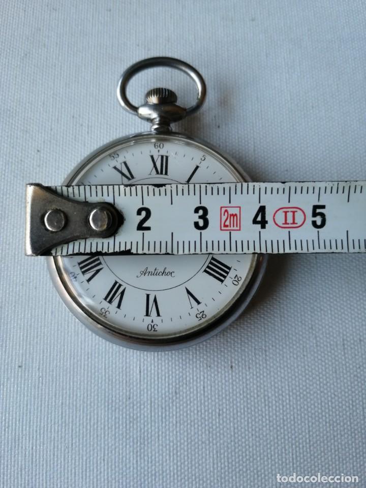 Relojes de bolsillo: RELOJ DE BOLSILLO KIPLE. - Foto 2 - 190563761
