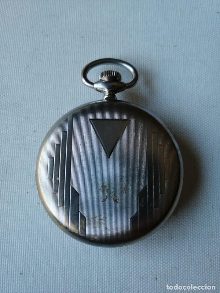 Relojes de bolsillo: RELOJ DE BOLSILLO KIPLE. - Foto 3 - 190563761