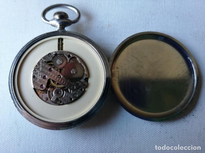 Relojes de bolsillo: RELOJ DE BOLSILLO KIPLE. - Foto 4 - 190563761