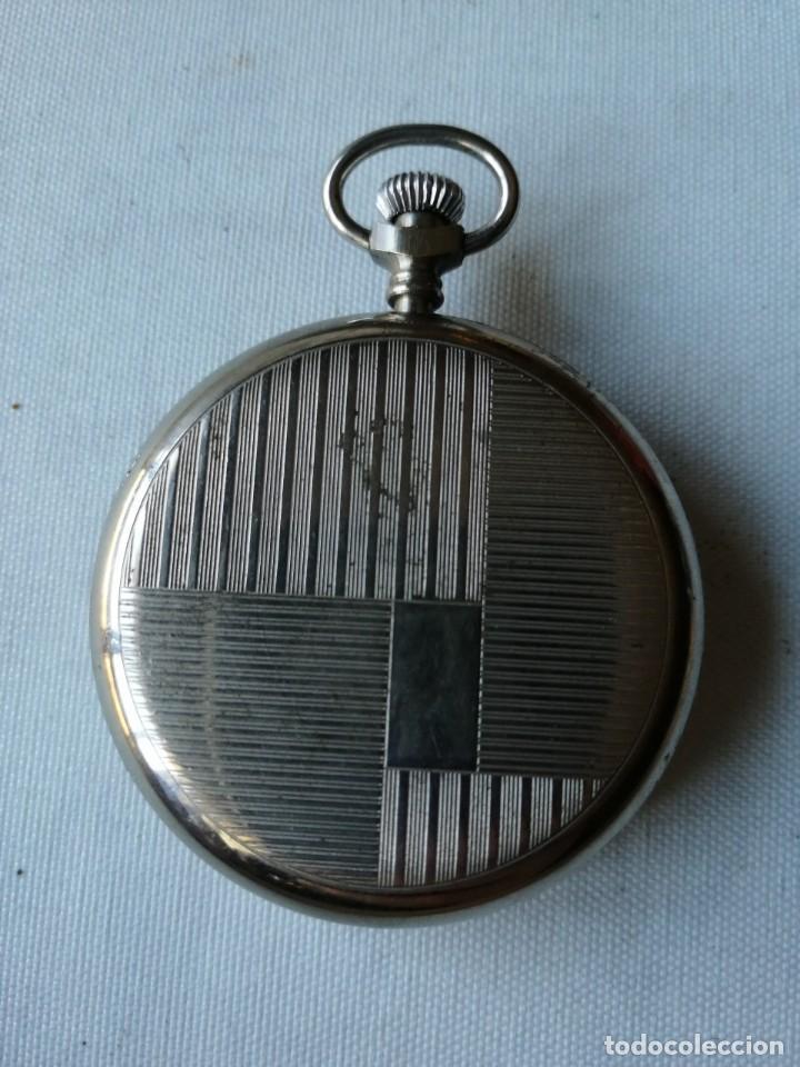 Relojes de bolsillo: RELOJ DE BOLSILLO CHRONOMETRE. - Foto 3 - 190564278