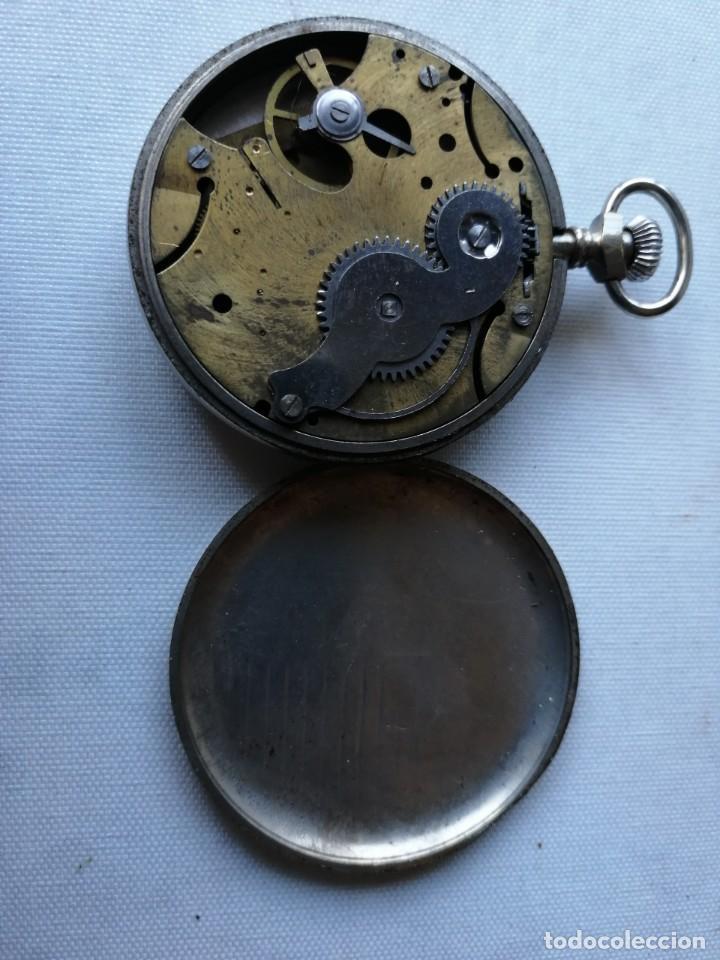 Relojes de bolsillo: RELOJ DE BOLSILLO CHRONOMETRE. - Foto 4 - 190564278