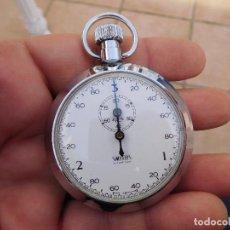 Relojes de bolsillo: CRONÓMETRO SMITHS DE 3 SEGUNDOS. Lote 190753550