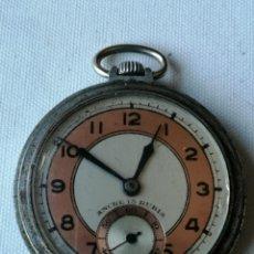 Relojes de bolsillo: RELOJ DE BOLSILLO ANCRE 15 RUBIS.. Lote 190764692