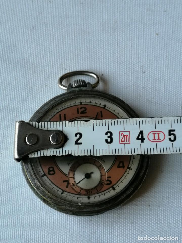 Relojes de bolsillo: RELOJ DE BOLSILLO ANCRE 15 RUBIS. - Foto 2 - 190764692