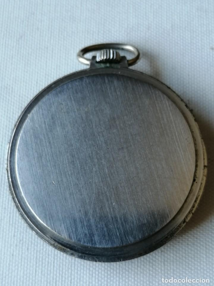 Relojes de bolsillo: RELOJ DE BOLSILLO ANCRE 15 RUBIS. - Foto 3 - 190764692