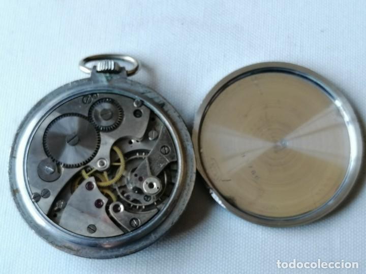 Relojes de bolsillo: RELOJ DE BOLSILLO ANCRE 15 RUBIS. - Foto 4 - 190764692