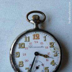 Relojes de bolsillo: RELOJ DE BOLSILLO CHRONOMÉTRE.. Lote 190766045