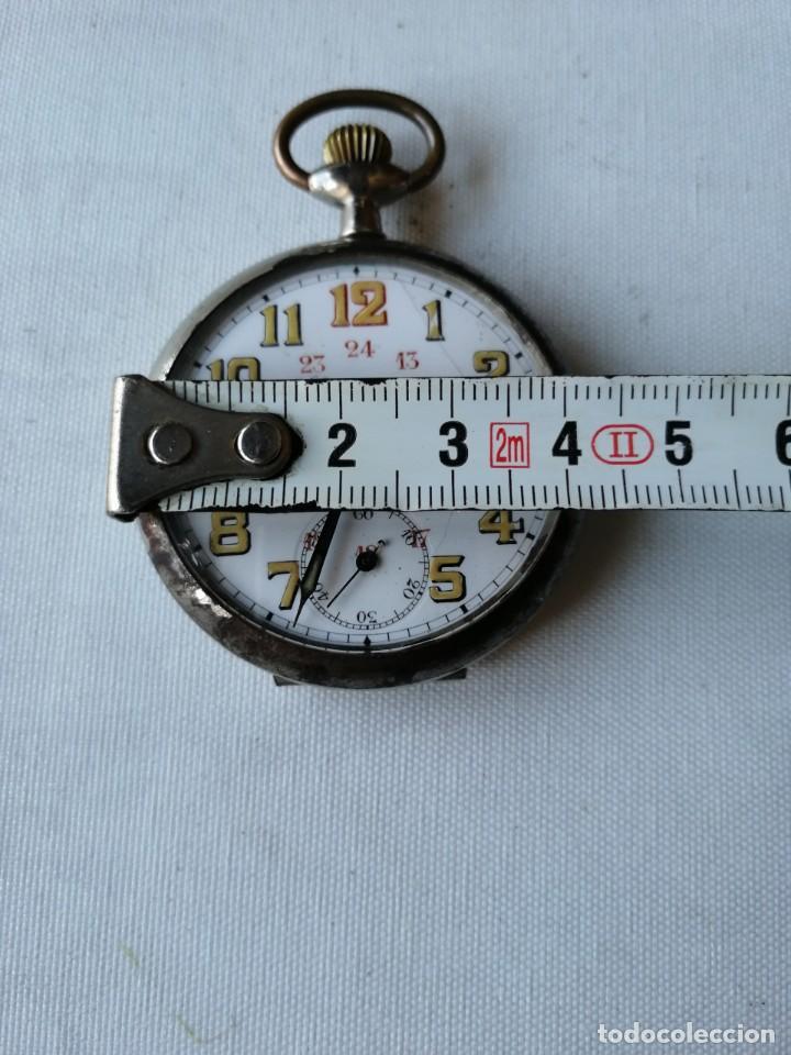 Relojes de bolsillo: RELOJ DE BOLSILLO CHRONOMÉTRE. - Foto 2 - 190766045