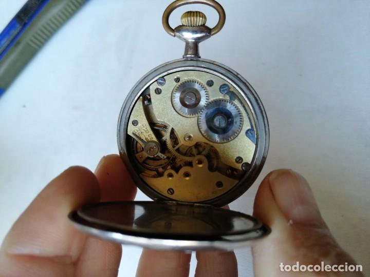 Relojes de bolsillo: RELOJ DE BOLSILLO CHRONOMÉTRE. - Foto 6 - 190766045