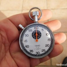 Relojes de bolsillo: CRONÓMETRO HERMO. Lote 190772230