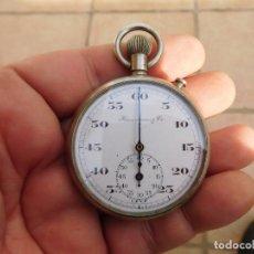 Relojes de bolsillo: CRONÓMETRO HAUSMANN & CO.. Lote 190772585