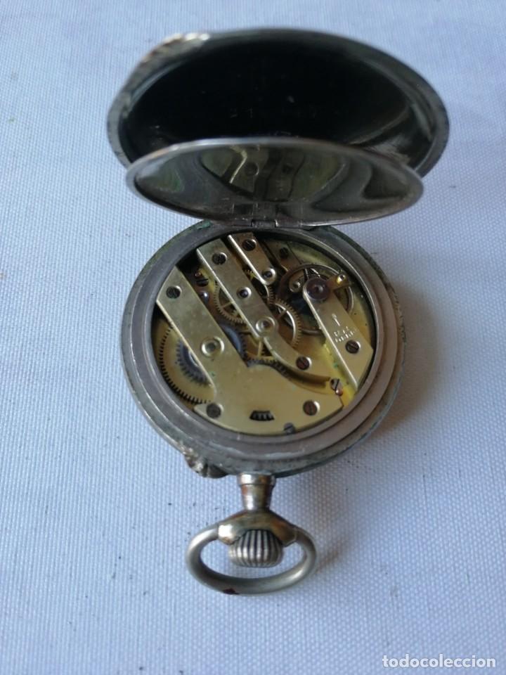 Relojes de bolsillo: RELOJ DE BOLSILLO. - Foto 3 - 190776517